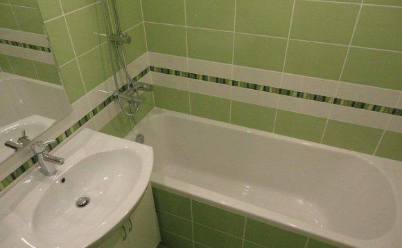 Бюджетный вариант ванной с