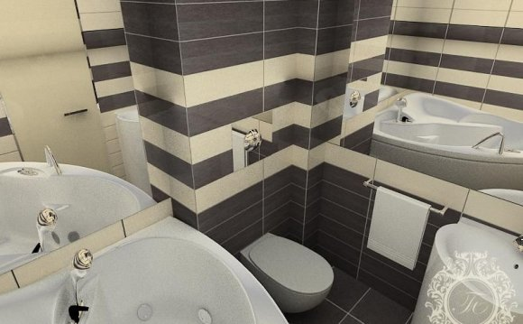 Кафельная плитка для ванны