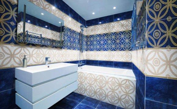 Подбор плитки для ванной: