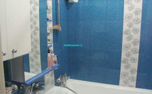 Ремонт ванной комнаты своими